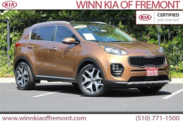 Kia Sportage Dealer Inventory In Mountain View, CA (94035) [change Location]