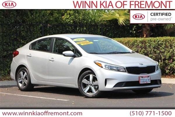 2018 Kia Forte LX Automatic $15,000 Newark, CA