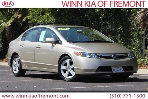 2007 Honda Civic Hybrid Dealer Inventory In Mountain View, CA (94035)  [change Location]