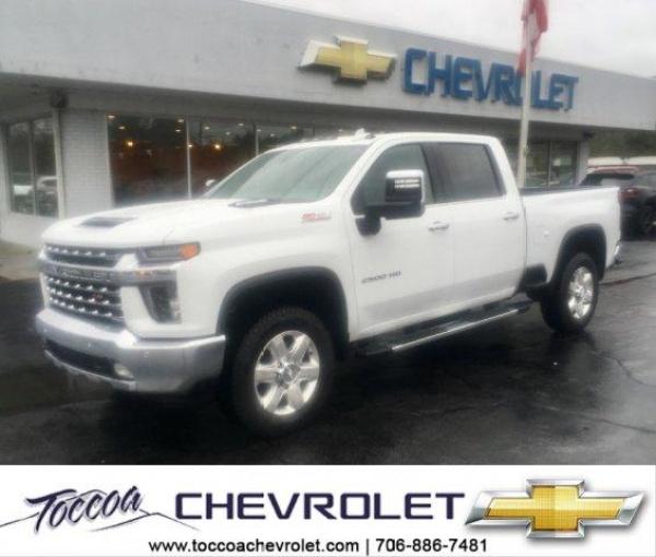 2020 Chevrolet Silverado 2500HD in Toccoa, GA