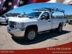 2012 Chevrolet Silverado 2500HD WT Regular Cab Long Box 2WD for Sale in Shingle Springs, CA