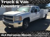 2009 Chevrolet Silverado 3500HD WT Crew Cab DRW 4WD for Sale in Shingle Springs, CA