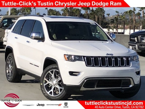 2020 Jeep Grand Cherokee in Tustin, CA