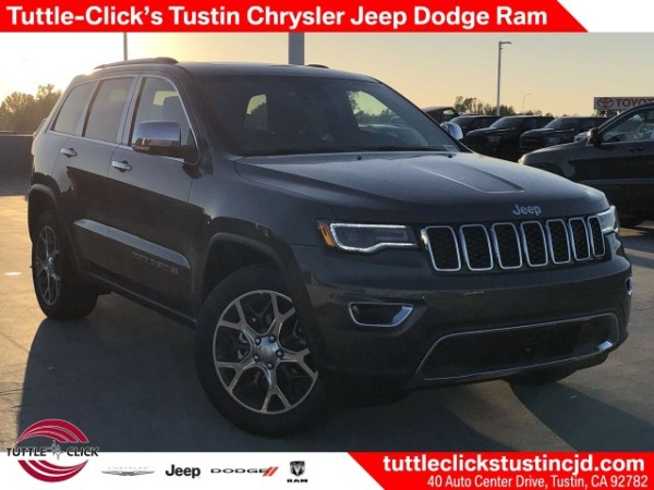 2020 Jeep Grand Cherokee in Tustin, CA