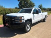 2015 Chevrolet Silverado 3500HD WT Crew Cab Standard Box SRW 4WD for Sale in Plano, TX