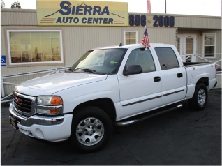 2006 Gmc Sierra 1500 Slt Crew Cab Short Box 4wd Automatic For In Selma