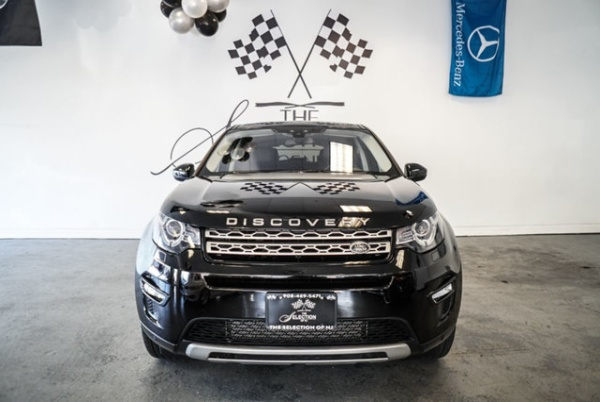 used land rover discovery sport for sale in milford ct u s news world report. Black Bedroom Furniture Sets. Home Design Ideas