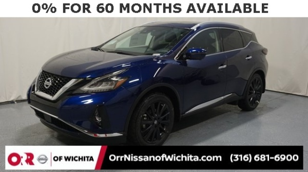 2020 Nissan Murano in Wichita, KS