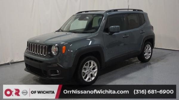2018 Jeep Renegade in Wichita, KS