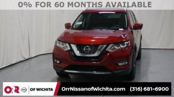 2020 Nissan Rogue in Wichita, KS