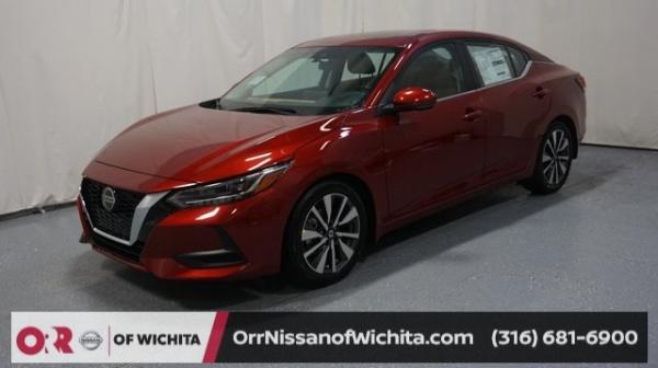 2020 Nissan Sentra in Wichita, KS