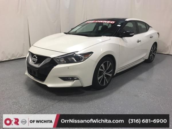 2017 Nissan Maxima in Wichita, KS