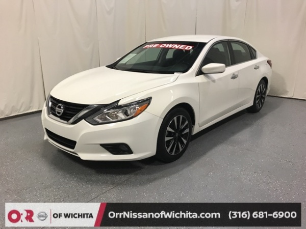2018 Nissan Altima in Wichita, KS