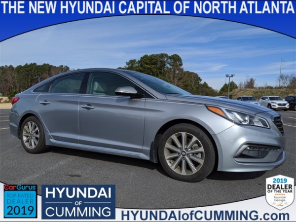 2016 Hyundai Sonata in Cumming, GA