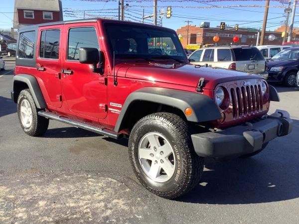 2011 Jeep Wrangler in Hatboro, PA