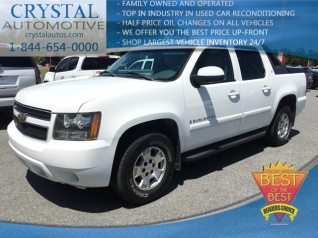 2007 Chevrolet Avalanche 1500 Ltz 4wd For In Sa Fl