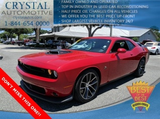 Challenger Shaker For Sale >> Used Dodge Challenger 392 Hemi Scat Pack Shakers For Sale Truecar