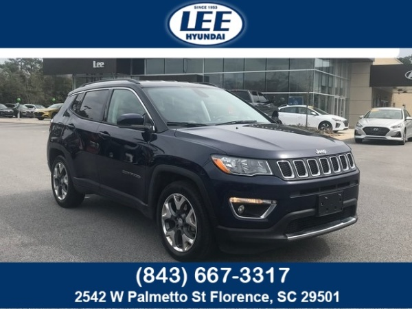 2019 Jeep Compass in Florence, SC