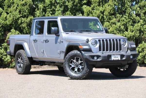 2020 Jeep Gladiator in Albany, OR