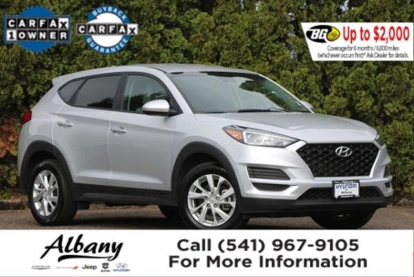 2019 Hyundai Tucson in Albany, OR