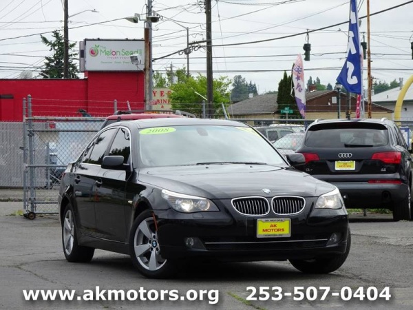 2008 Bmw 5 Series Reliability Consumer Reports