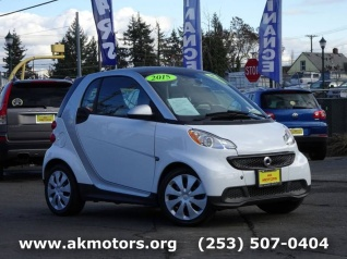 2017 Smart Fortwo Pure Coupe For In Tacoma Wa