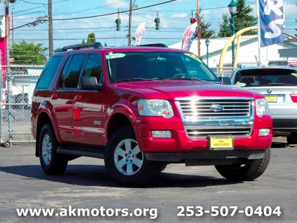 2008 Ford Explorer Reliability - Consumer Reports