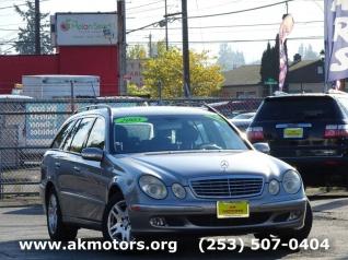 Used 2005 Mercedes Benz E Class E 320 Wagon RWD For Sale In Tacoma