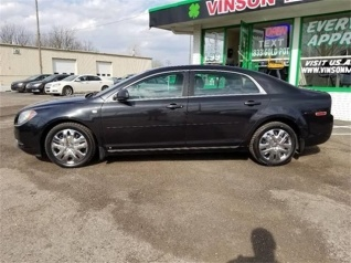 2008 Chevrolet Malibu Lt With 2lt For In Clinton Township Mi