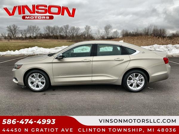 2014 Chevrolet Impala in Clinton Township, MI