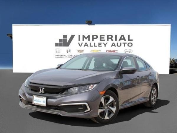 2019 Honda Civic in El Centro, CA