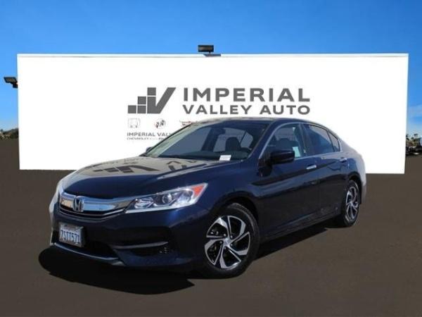 2016 Honda Accord in El Centro, CA