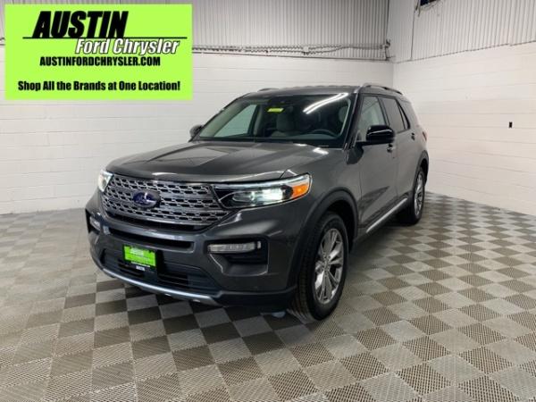 2020 Ford Explorer in Austin, MN