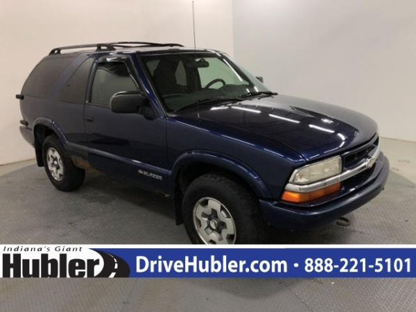 50 Best Used Chevrolet Blazer For Sale Savings From 3599