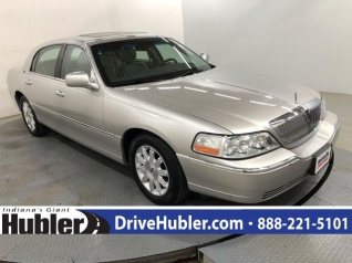 Used 2010 Lincoln Town Car For Sale 6 Used 2010 Town Car Listings