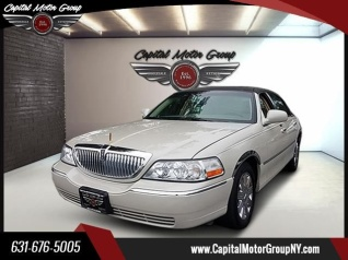 Used Lincoln Town Car For Sale In Smithtown Ny 7 Used Town Car