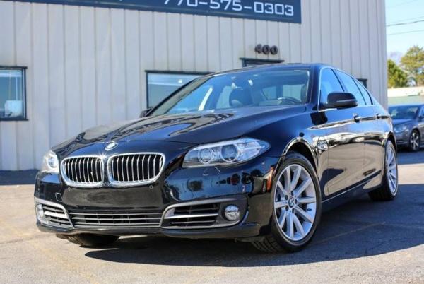 2012 BMW 5 Series in Marietta, GA