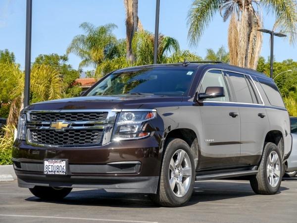 2018 Chevrolet Tahoe in Santa Barbara, CA