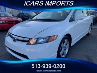 2006 Honda Civic Ex Sedan Automatic For In Fairfield Oh