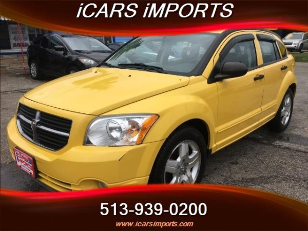2007 dodge caliber sxt fwd manual for sale in fairfield oh truecar rh truecar com 2007 dodge caliber sxt service manual 2007 dodge caliber sxt manual transmission