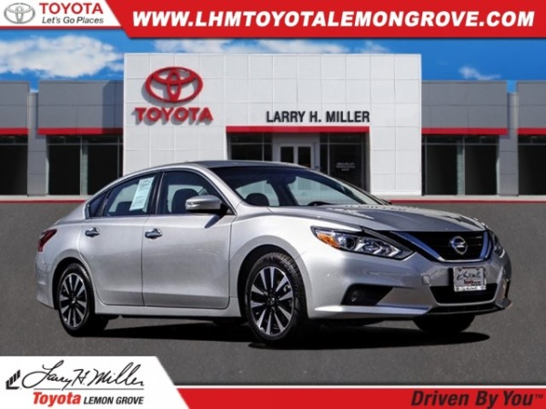 2018 Nissan Altima in Lemon Grove, CA