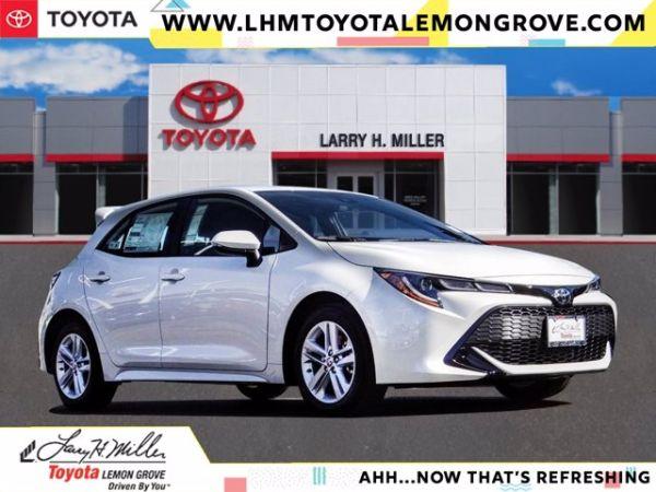 2020 Toyota Corolla Hatchback in Lemon Grove, CA
