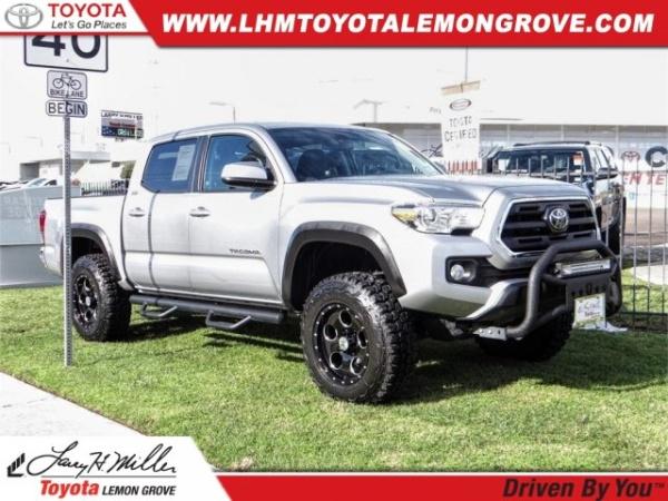 2019 Toyota Tacoma in Lemon Grove, CA
