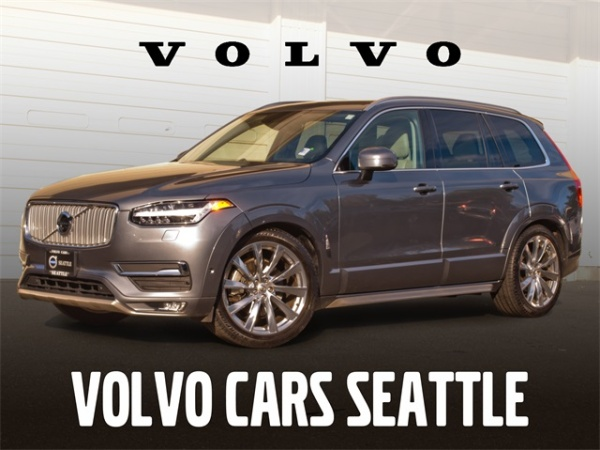 2016 Volvo XC90 in Seattle, WA