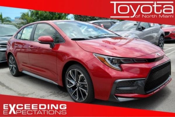 2020 Toyota Corolla in Miami, FL