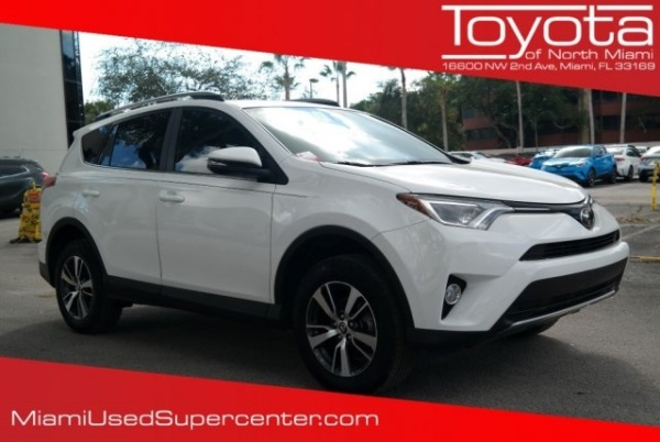 2018 Toyota RAV4 in Miami, FL
