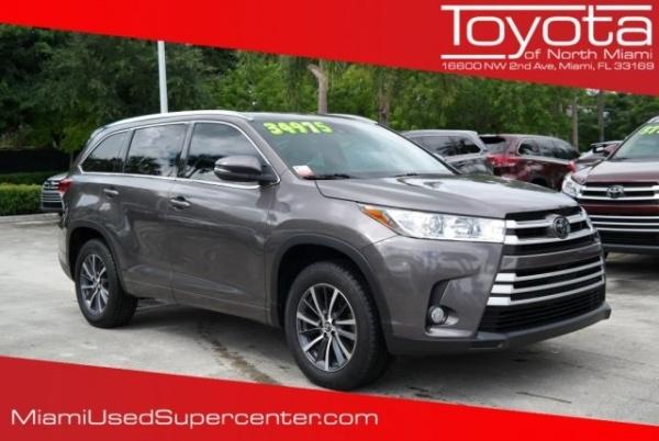 2017 Toyota Highlander in Miami, FL