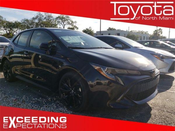 2020 Toyota Corolla Hatchback in Miami, FL
