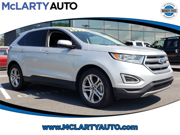 2018 Ford Edge in Benton, AR