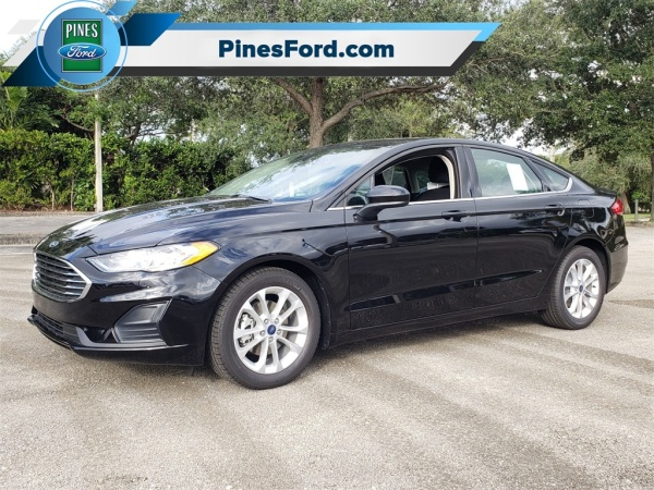 2020 Ford Fusion in Pembroke Pines, FL
